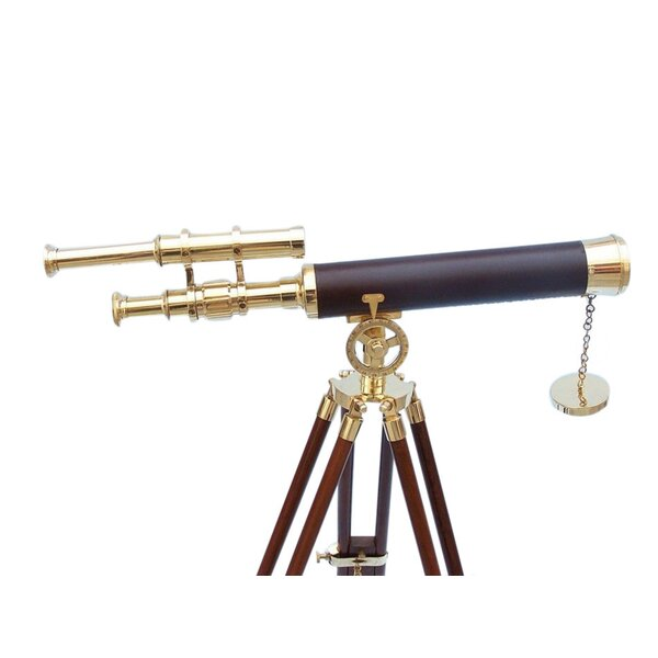 Hargrove Floor Standing Astro Refractor Telescope by Longshore Tides