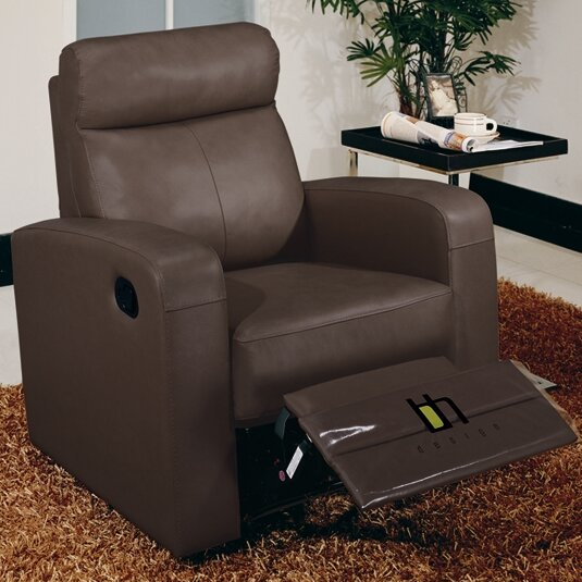 Chair Power Glider Reclining by Hokku Designs