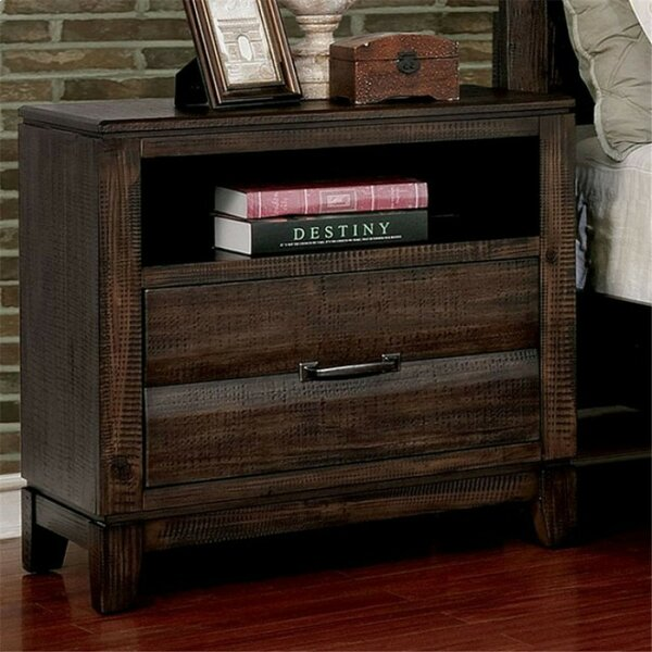 Asuncion 1 Drawer Nightstand by Foundry Select