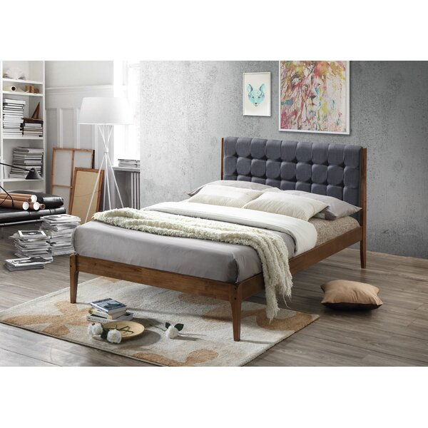 Bricker Wood Platform Bed by Trule Teen