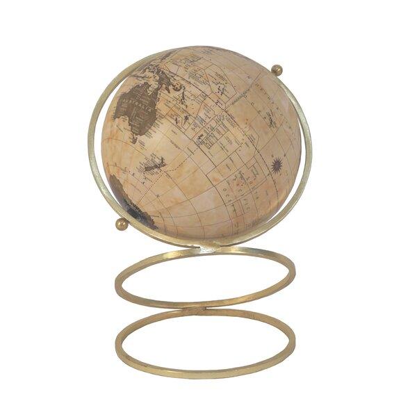 Iron Ring Design Globe by Mercer41