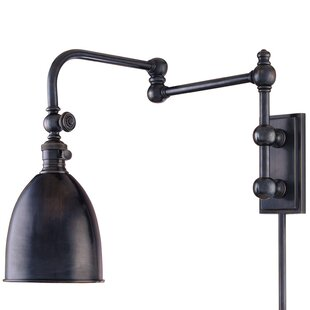 Compare Bruna Swing Arm Lamp By Darby Home Co