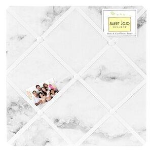 Marble Memo Board by Sweet Jojo Designs