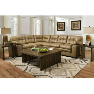 Cosgrove Sectional Red Barrel Studio