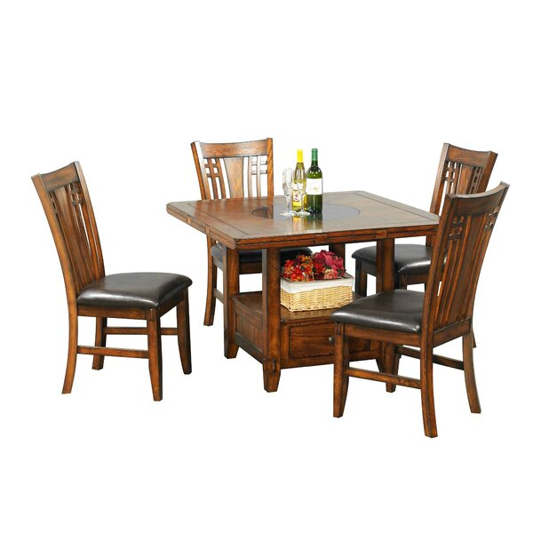 Schueller Extendable Dining Table By Darby Home Co Herry Up