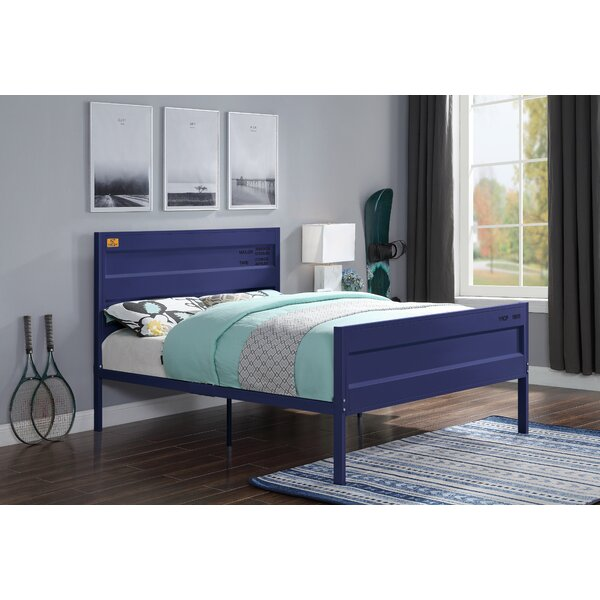 Parke Platform Bed by 17 Stories
