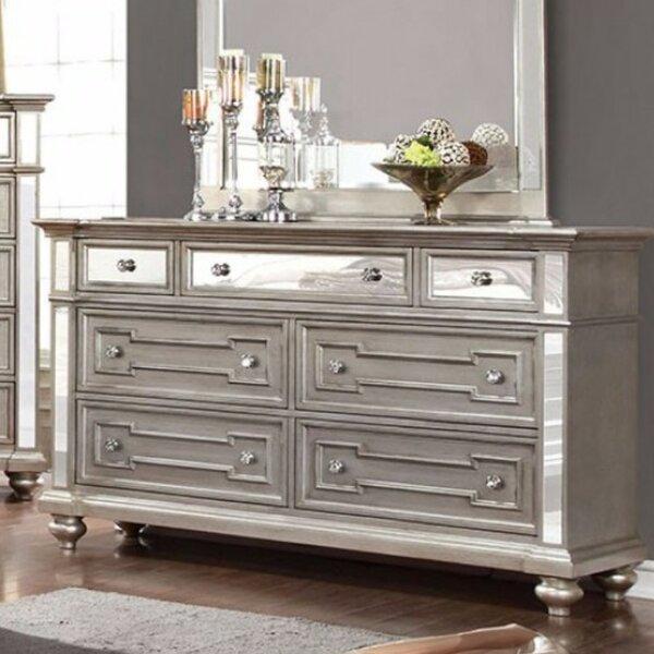 Jimena 7 Drawer Dresser by Everly Quinn
