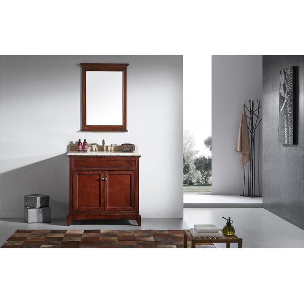 Pineville 36 Single Bathroom Vanity Set by Charlton Home