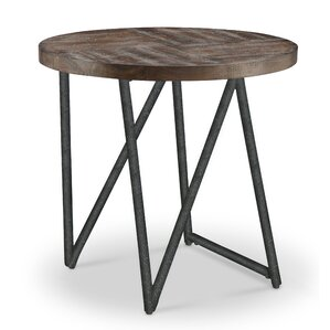 Sushant Oval End Table by Grac..