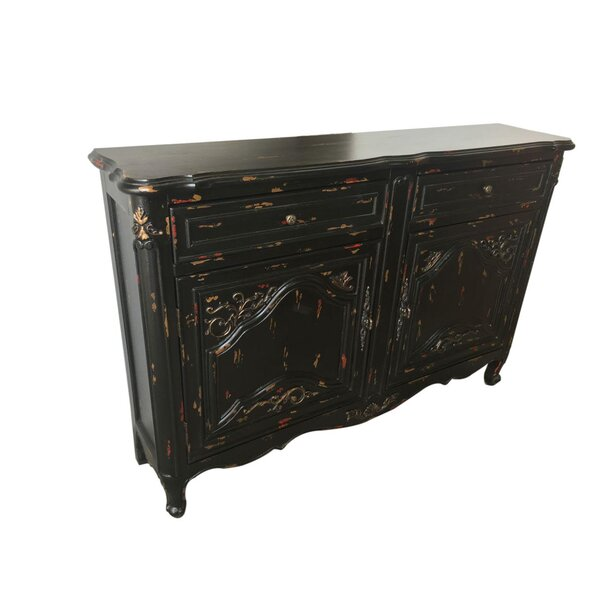 Mucia 2 Drawer Accent cabinet by Gail's Accents
