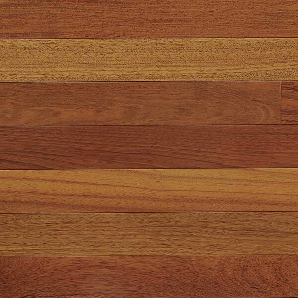 3-1/4 Solid Brazilian Cherry Jatoba Hardwood Flooring in Natural by Easoon USA