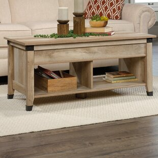 Check Prices Ellicott Mills Lift Top Coffee Table by Andover Mills