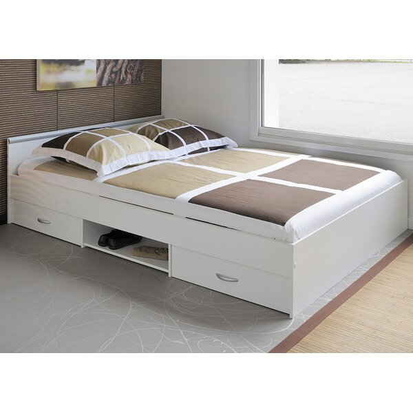 Torrence Storage Platform Bed by Latitude Run