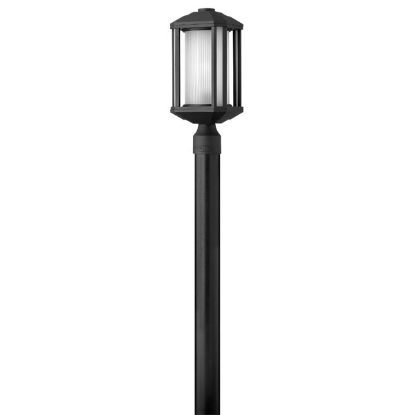 Carty Outdoor 1-Light LED Lantern Head by Longshore Tides