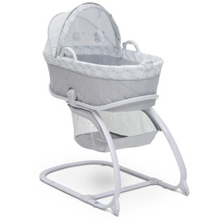 Price comparison Deluxe Moses Bassinet with Bedding By Delta Children