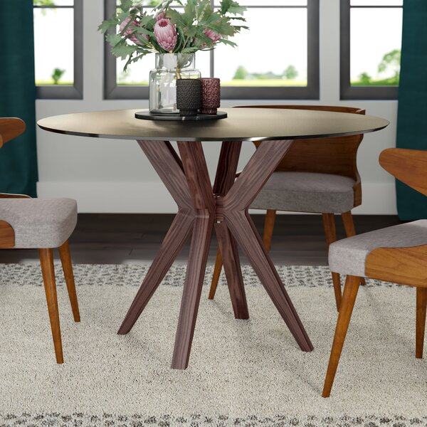 Adella Dining Table by Brayden Studio