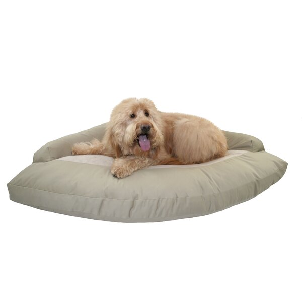 Hubbard Bolster Dog Bed by Tucker Murphy Pet