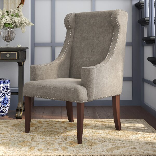 Farley Wingback Chair by Alcott Hill