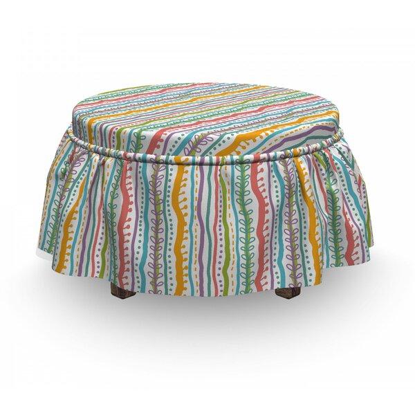 Buy Cheap Box Cushion Ottoman Slipcover