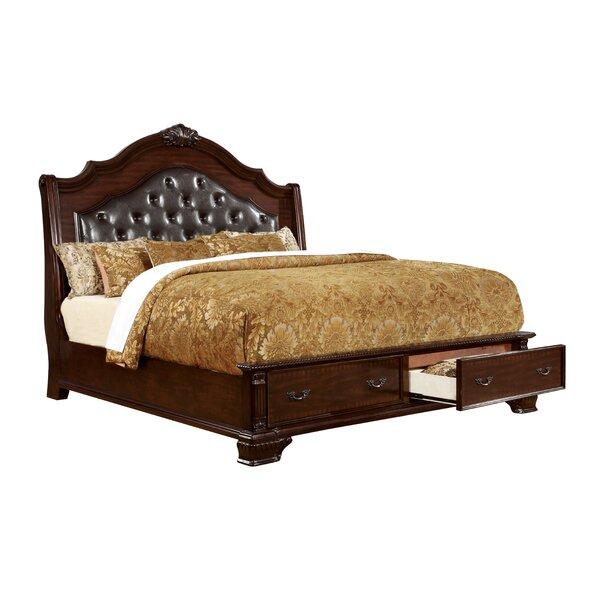 Garrett Upholstered Storage Platform Bed by Astoria Grand
