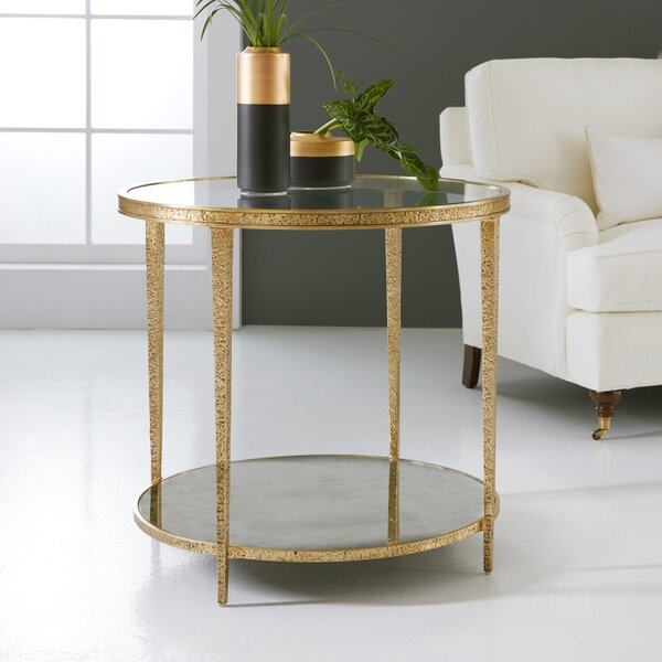 End Table By Modern History Home
