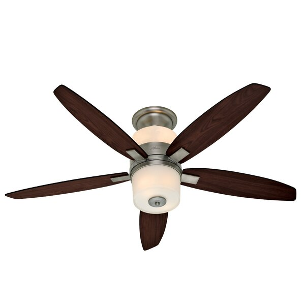 52 Domino 5-Blade Ceiling Fan by Hunter Fan