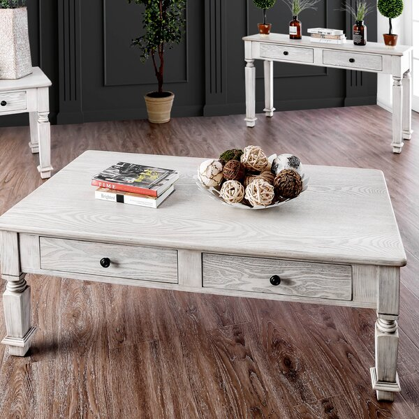 Haynie 2 Piece Coffee Table Set By August Grove