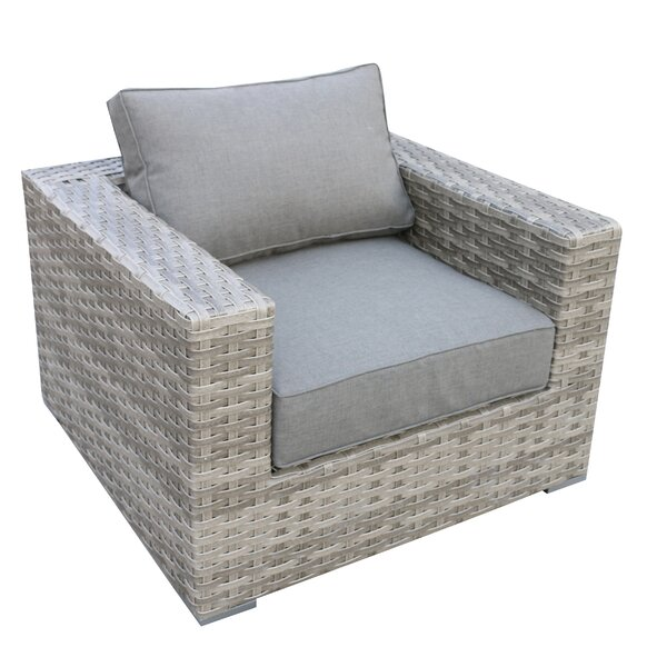 Kaiser Club Chair with Cushion by Brayden Studio