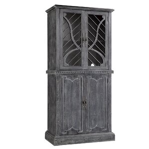 Chesterfield China Cabinet by World Menagerie
