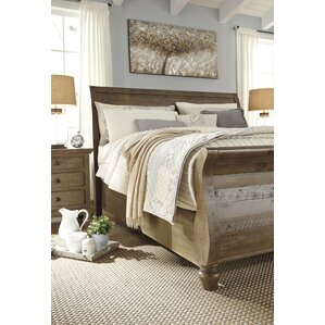 Battalgazi Sleigh Headboard by Loon Peak