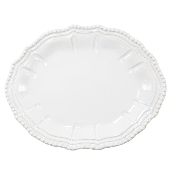 Baroque Oval Platter by VIETRI
