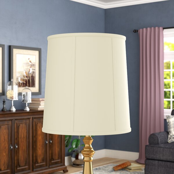 16 Linen Drum Lamp Shade by Darby Home Co