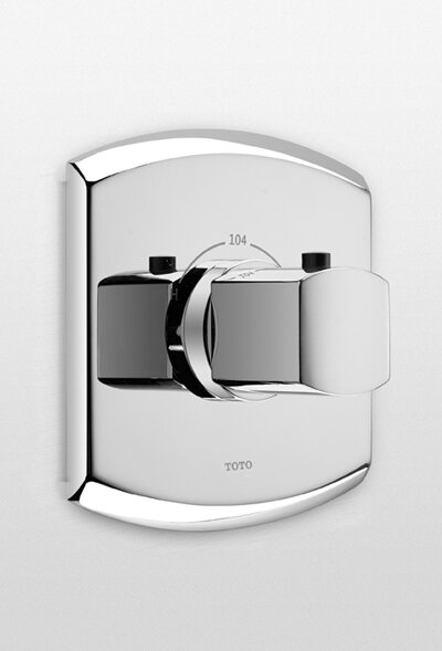 Soiree Thermostatic Mixing Valve (Trim Only) by Toto