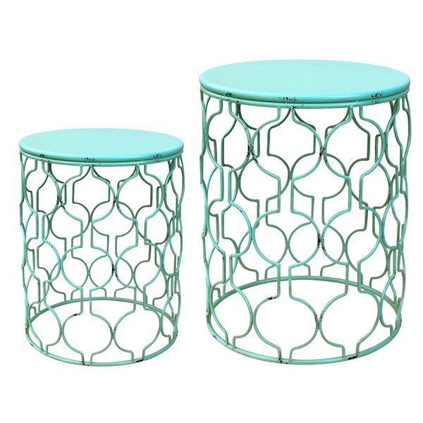 Side Tables by Jeco Inc.