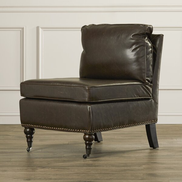 Kouts Slipper Chair by Charlton Home