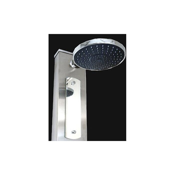Kokols Bathroom Shower Tower Massage Multi Jets Spa System Panel ...