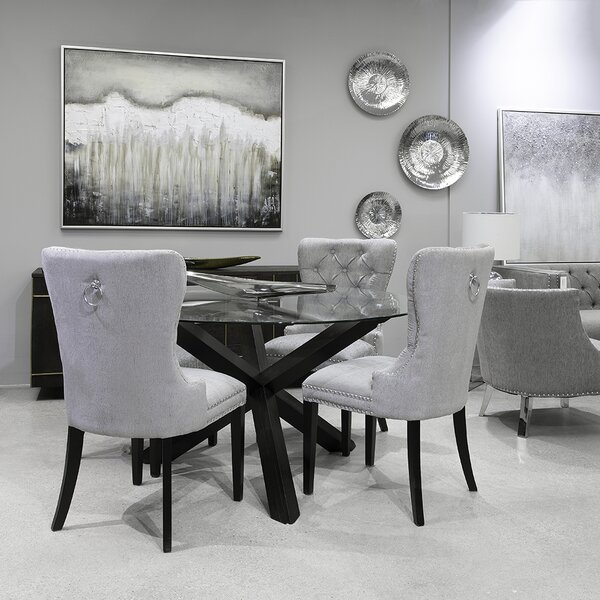 Lucent Modern Dining Table by Uptown Club