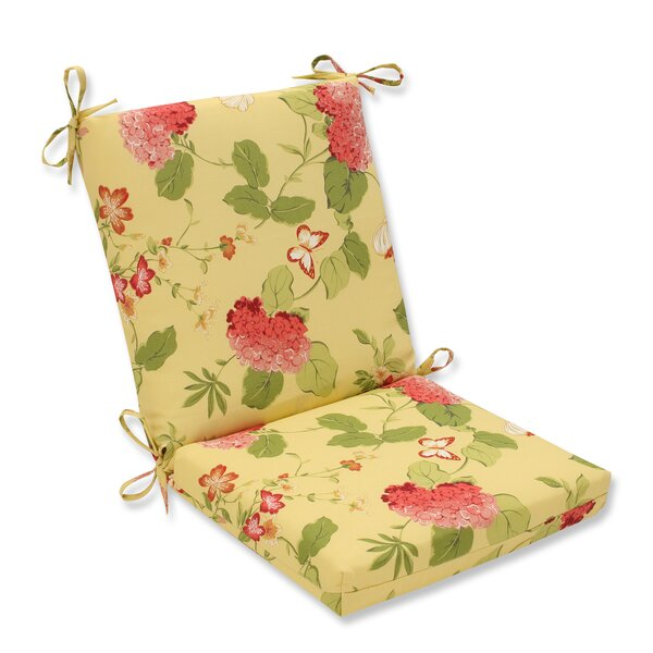 Risa Indoor/Outdoor Chair Cushion by Pillow Perfect