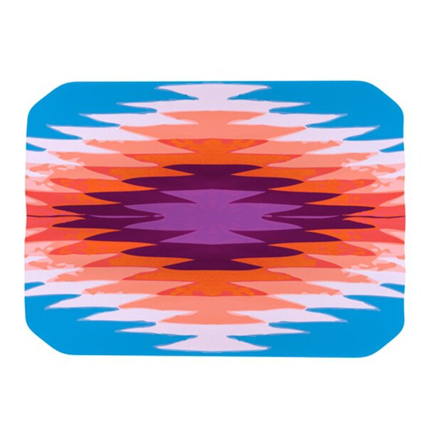 Surf Lovin Hawaii Placemat by KESS InHouse