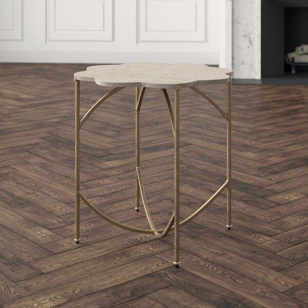 Gillian End Table By Gabby