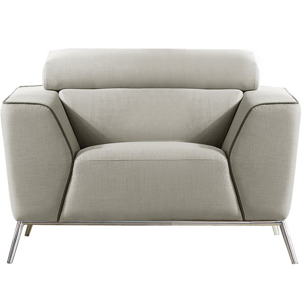 Gilbert Armchair by Orren Ellis