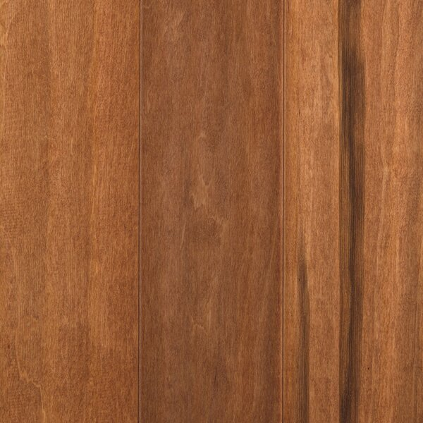 Ageless Allure 5 Engineered Hardwood Flooring in Burnished Caramel by Mohawk Flooring
