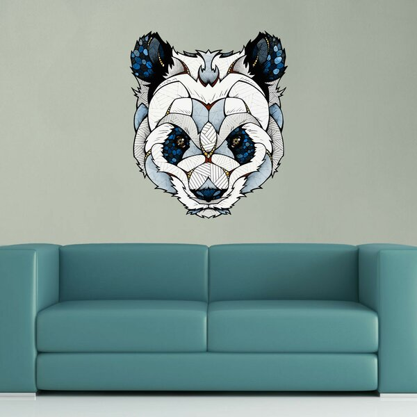 Big Panda Wall Decal by My Wonderful Walls