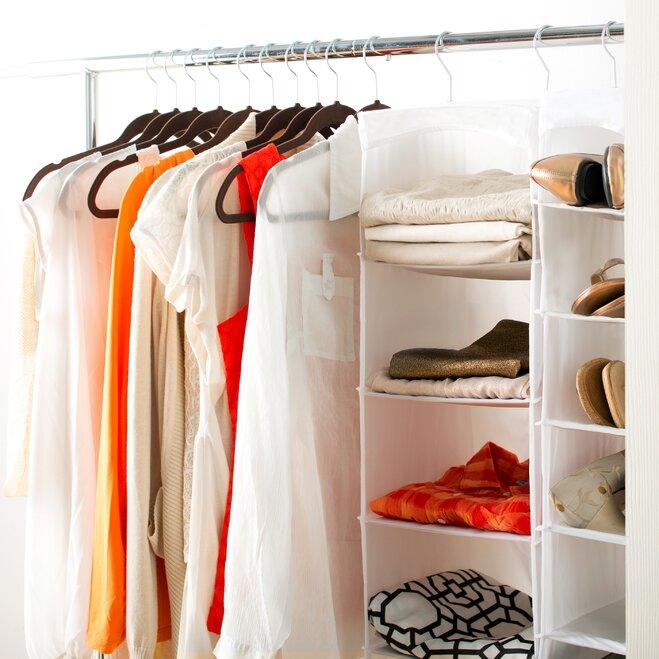 Organized Hangers