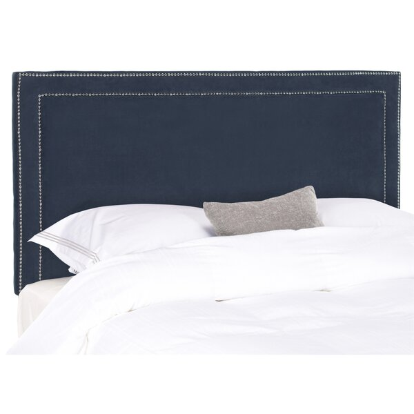 Dominick Upholstered Panel Headboard by House of Hampton
