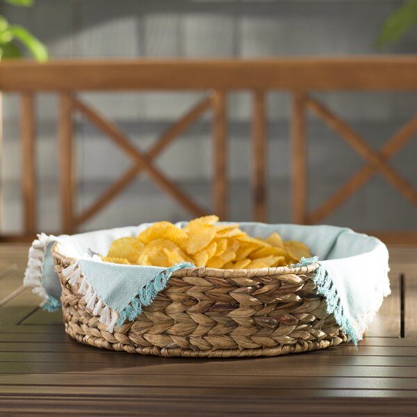 Pollina Tray by Beachcrest Home