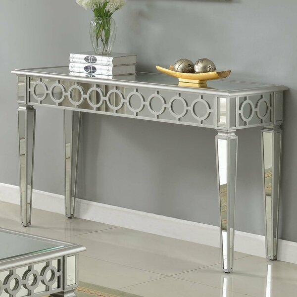 Rainey Console Table by Rosdorf Park
