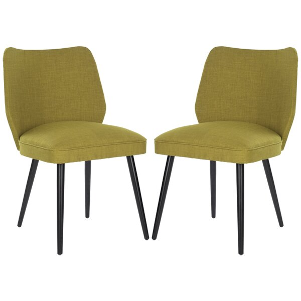 Zara Side Chair (Set of 2) by Safavieh