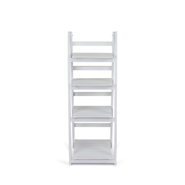 Review Magoon Ladder Bookcase