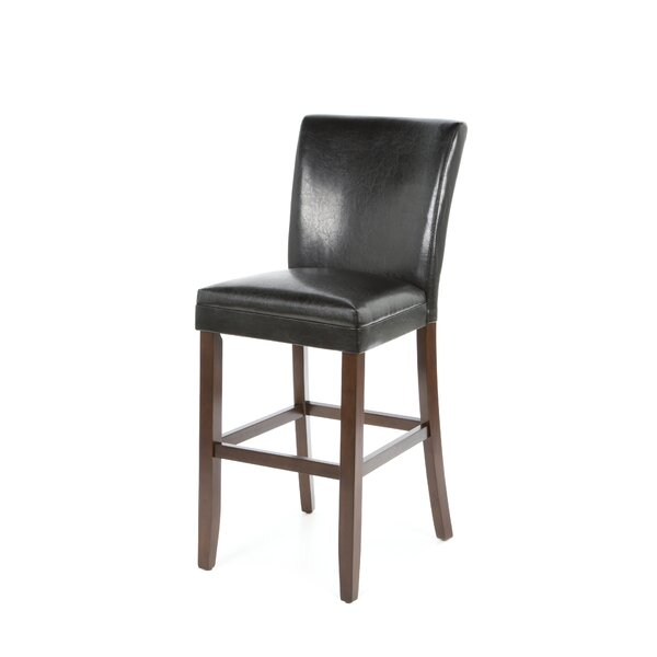 Loftus 30 Bar Stool (Set of 2) by Latitude Run